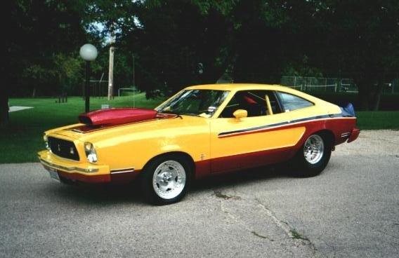 99 Mustang Cobra >> 74-78 Mustangs