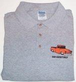 Raw Horsepower embroidered shirt