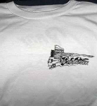 Raw Horsepowet T-shirt