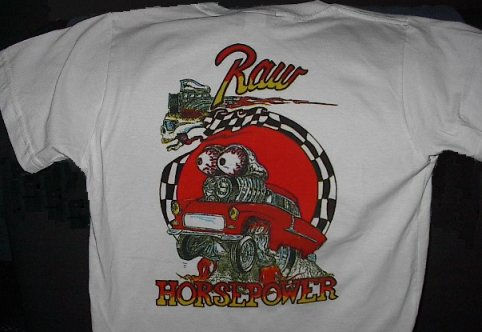Raw Horsepower T-Shirt